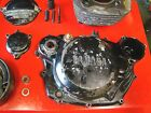 YAMAHA XT250 XT 250  ENGINE CLUTCH COVER GREAT SHAPE CRANKCASE RIGHT SIDE COVER