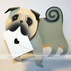 3D Special Delivery Greeting Card Dog Monty SD 107