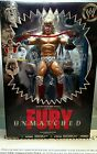 Ultimate Warrior USA 1 of 15 Unmatched Fury Figure w/COA Ultimate Creations