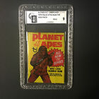 1975 Topps Planet of the Apes Wax Pack GAI 9