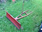Complete Wheel Horse Dozer Blade Snow Plow 42  3 Angle In NW PA