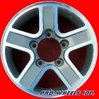 CHEVROLET TRACKER 15X6 MACHINED SILVER FACTORY ORIGINAL WHEEL RIM 60182