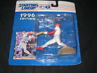 WILL CLARK STAR 1996 STARTING LINEUP COLLECTIBLE ACTION FIGURE NEVER OPENED