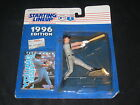 JEFF MANTO STAR 1996 STARTING LINEUP COLLECTIBLE ACTION FIGURE NEVER OPENED
