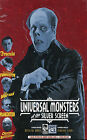 UNIVERSAL MONSTERS OF THE SILVER SCREEN WAX BOX CARDS CARD 36 CT.