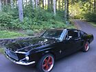 Ford Mustang Fastback S Code 1967 ford mustang fastback 390 s code v 8 no reserve w 2 2 seats in all black