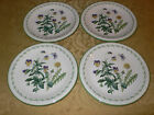 STUDIO NOVA GARDEN BLOOM  4 DINNER PLATES