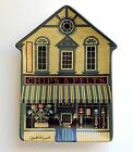 Chips & Felts Plate. Charles Wysocki Limited Edition Bradford Collectors Plate.