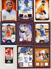 LOT MLB 2015-16 Diamond Kings Game Used Bat Jersey Patch Dual Relics AUTO RC 25