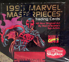 Marvel Masterpieces Fleer Skybox Series 1 Trading Card Box1993 New