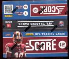 2012 Panini Score Football 36 pk Box 20 Box Case