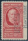 #R672 VF+ USED $2.75 DOCUMENTARY STAMP XF-SUPERB 1954 SRIES BT3265