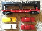 Lionel Evans Auto Loader with 4 Cars 6-6414