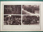 1915 WWI WW1 PRINT ~ WAR PICTURED BY THE ENEMY CAMERA SNAP-SHOTS WESTERN THEATRE