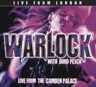 DORO PESCH/WARLOCK - LIVE FROM LONDON [DIGIPAK] NEW CD