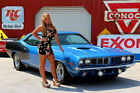 Plymouth Cuda 1971 Plymouth Cuda Matching s 340 PS Rotisserie Resto Auto Power Steering