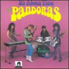 The Pandoras - It's About Time [New CD]