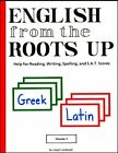 ENGLISH FROM THE ROOTS UP FLASHCARDS NEW PAPERBACK BOOK