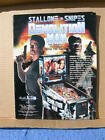 Williams 1994 DEMOLITION MAN pinball brochure