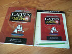 Latin for Children Premer C Student Text and Answer Key Brand New