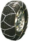 245/85-15 245/85R15 Diamond Back Tire Chains 5.5mm Link Bungee Adjuster Lt Truck