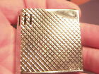 HALLEY MARUMAN DL-6   ELECTRONIC Lighter  -SPARKING NOT FUEL TESTED