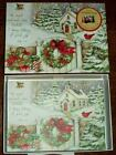 NEW BOXED LANG Susan Winget GIFTS OF CHRISTMAS PHOTO CARDS ENV 14 CT RELIGIOUS