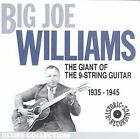 FREE US SHIP. on ANY 2 CDs! NEW CD Williams, Big Joe: Giant of the 9-String Guit