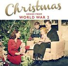 Various Artists Christmas Songs from WW2 Various New CD UK Import