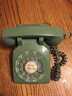 vintage Green western electric rotary phone