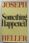 Something Happened by Joseph Heller Signed First Edition