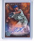 2016 Bowman Inception Baseball Cards - Product Review & Box Hit Gallery Added 14