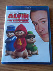 Alvin and the Chipmunks (Blu-ray Disc, 2009, Movie Cash) Brand New Sealed!