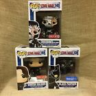 3 Civil War Funko Pop Exclusive Target Walmart Crossbones Panther Winter Soldier