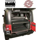 Tuffy Security Products Deluxe Deck Enclosure 07 10 Jeep Wrangler JK 2 4 Door