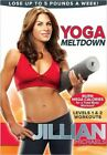 Workout Fitness Training Video Yoga Stretch Exercise Shape Jillian Michaels DVD