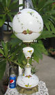 Victorian Style Vintage Gone With The Wind Hurricane Parlor Banquet Lamp GWTW