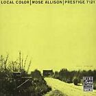 FREE US SH (int'l sh=$0-$3) NEW CD Mose Allison: Local Color