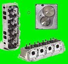 BBC Big Block Chevy Rectangle Aluminum Cylinder  Heads 454 502 Complete