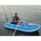 Solstice 29650 OutCat Catamaran  Style 1 Person Inflatable Fishing Boat