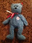 CHICAGO CUBS ADDISON THE BEAR TY BEANIE BABY MAY 20, 2001 NWT's w/COMM CARD SGA