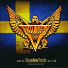 Triumph - Live at Sweden Rock Festival [New CD] With DVD