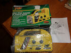 handy pro am/fm radio flshlight, new with box and instructions