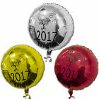 3 Assorted Chinese New Year 2017 Zodiac Animal Rooster Printed Foil Balloons