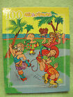 ALVIN & THE CHIPMUNKS + Chipettes PUZZLE Vintage 1990 Brittany Jeanette Eleanor