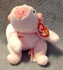 Ty Beanie Baby 1993 Squealer Outstanding Condition Rare