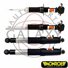Monroe Replacement F/R Shocks Pair Kit Fits Cadillac Escalade ESV 07-14