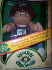Vintage 1984 Jesmar Kuschel Kinder German Cabbage Patch Kid Birth Cert Box