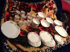 64 Piece CORNING CORELLE Service  Christmas Winter Holly Berries Set