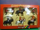 Britains Toy Soldiers Set 7218 HM Queen w/Lifeguards and Scots Guards